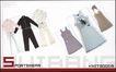 时尚精品0021,时尚精品,中国优秀商业设计,衣服 裙子 男装