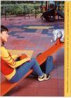 信息通讯用品0031,信息通讯用品,中国广告作品年鉴2006,游乐园 玩耍 地砖