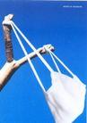 公益0023,公益,中国广告作品年鉴2006,树叉 树枝  布料