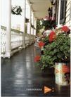 房地产及关联品0013,房地产及关联品,中国广告作品年鉴2006,走廊 柱子  摆设 美观  亲近自然 派斯广告