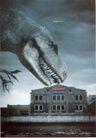 文化公共服务及其它0012,文化公共服务及其它,中国广告作品年鉴2006,恐龙 毁灭 家园 博物馆 灭绝