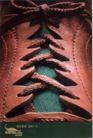 服饰及关联品0004,服饰及关联品,中国广告作品年鉴2006,快乐圣诞,放松一下  鞋子 鞋带  系 风格 方法