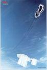 服饰及关联品0008,服饰及关联品,中国广告作品年鉴2006,球鞋 风筝 晾晒 蓝天 白云  放飞