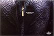 服饰及关联品0036,服饰及关联品,中国广告作品年鉴2006,拉链 链头 皮制衣服