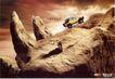 汽车及关联品0034,汽车及关联品,中国广告作品年鉴2006,趣野车 陆风汽车 石山