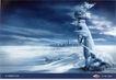 汽车及关联品0040,汽车及关联品,中国广告作品年鉴2006,雪景 雪地 狂风