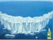 美容卫生用品0029,美容卫生用品,中国广告作品年鉴2006,美容用品 冰山 海面