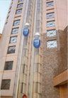 药品及保健品0007,药品及保健品,中国广告作品年鉴2006,电梯 高楼 天窗 想象 城市
