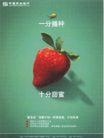 金融保险0018,金融保险,中国广告作品年鉴2006,甜蜜 草莓 职位 种子 理财