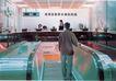 金融保险0041,金融保险,中国广告作品年鉴2006,电梯 服务台 前台