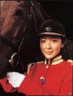 壹品设计0002,壹品设计,中国设计机构年鉴,骑马 女人 女骑警 训练 休闲