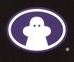 壹品设计0017,壹品设计,中国设计机构年鉴,可爱  卡通  眼睛 瞪着 黑色底色