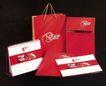 天点设计0019,天点设计,中国设计机构年鉴,赠送 礼品 买一送一 大红 迷你