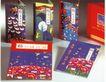 广东天艺广告0016,广东天艺广告,中国设计机构年鉴,中国民普 亮丽 卡通 书名 各异