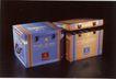 广州黑马广告0002,广州黑马广告,中国设计机构年鉴,工具箱 盒子 打开 内涵 做工精美
