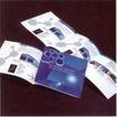 点线面设计顾问0015,点线面设计顾问,中国设计机构年鉴,图案 核酸形 蓝色 封面 亮点