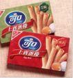 艺蜀设计0015,艺蜀设计,中国设计机构年鉴,上宝品牌  可口  口味 蛋卷 盒装