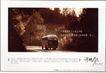 蓝色创意广告0015,蓝色创意广告,中国设计机构年鉴,公车 林荫 树木葱绿 回家 道路