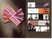 设计师作品一0170,设计师作品一,中国设计机构年鉴,米字花纹 矩形 人物速写