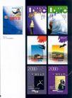 刊物设计0006,刊物设计,书籍装帧设计,领导文萃 邓小平 开拓者 领导人 敬爱 历史 革命