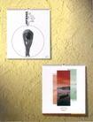 刊物设计0017,刊物设计,书籍装帧设计,日历 健美操 瑜伽  晚霞 港湾 渔船