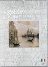 刊物设计0022,刊物设计,书籍装帧设计,意大利 名画 2002