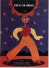 封面设计之抽象与意象0059,封面设计之抽象与意象,书籍装帧设计,抽象画 行走的人 太阳