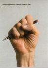 封面设计之摄影与绘画0076,封面设计之摄影与绘画,书籍装帧设计,手里的笔