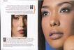 版式设计之图片版面0031,版式设计之图片版面,书籍装帧设计,粉妆 修眉 睫毛