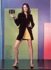 版式设计之彩色运用0011,版式设计之彩色运用,书籍装帧设计,姿势 举着 叉腰 套裙 高跟凉鞋