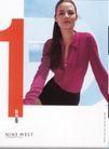 版式设计之彩色运用0029,版式设计之彩色运用,书籍装帧设计,阳光 时尚女性 正脸
