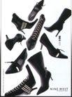 版式设计之彩色运用0046,版式设计之彩色运用,书籍装帧设计,鞋店 秋 冬鞋 皮具