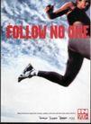 版式设计之文字设计0047,版式设计之文字设计,书籍装帧设计,奔跑 运动鞋 运动