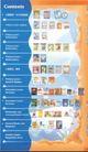 版式设计之目录集锦0003,版式设计之目录集锦,书籍装帧设计,一一对应 图片 目录 页码 介绍 宣传单