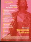 版式设计之目录集锦0005,版式设计之目录集锦,书籍装帧设计,黑人 模特 写真 仰头 大衣 走秀 杂志封面