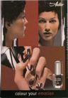 版式设计之边框分割0034,版式设计之边框分割,书籍装帧设计,指甲油 黑色 唇油
