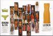 版式设计之边框分割0054,版式设计之边框分割,书籍装帧设计,裙子 衣物 时装表演