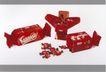 世纪之星包装作品集0168,世纪之星包装作品集,包装设计,糖果 表里如一 形状