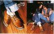 服装美容0029,服装美容,华文设计年鉴-型录卷,牛仔裤 鞋带 牛皮