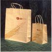 服务0170,服务,华文设计年鉴-形象卷,购物袋 土黄色 立邦