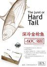 速冻鱼肉招贴延展2,POP海报模板一,商业广告模板,鱼攻 Tail Deep