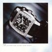 肖邦04,世界名表,国际招贴画设计,方形手机 秒显 黑色
