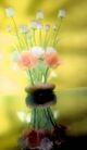 陈锦岗01,十佳摄影师,广东摄影年鉴2006,鲜花 粉红色 花瓶