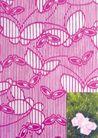广东设计师作品三0093,广东设计师作品三,广东设计年鉴2006,生物 草地 花纹