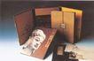 广东优秀作品集0047,广东优秀作品集,广告经典作品,信封 石像 龙门石窟