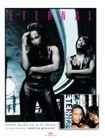 文化娱乐0162,文化娱乐,广告经典作品,两个女人 碟片封面 ETERNAL