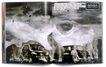 汽车0162,汽车,广告经典作品,汽车 车套被吹 雨水