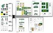 树,中国邮政,整套VI矢量素材,整套设计 办公室应用 户外广告应用
