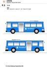 大唐集团0114,大唐集团,整套VI矢量素材,公交车 大巴士