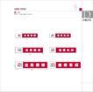 环境识别-标识牌,奇瑞汽车VI,整套VI矢量素材,业务接待 牌子 比例缩放